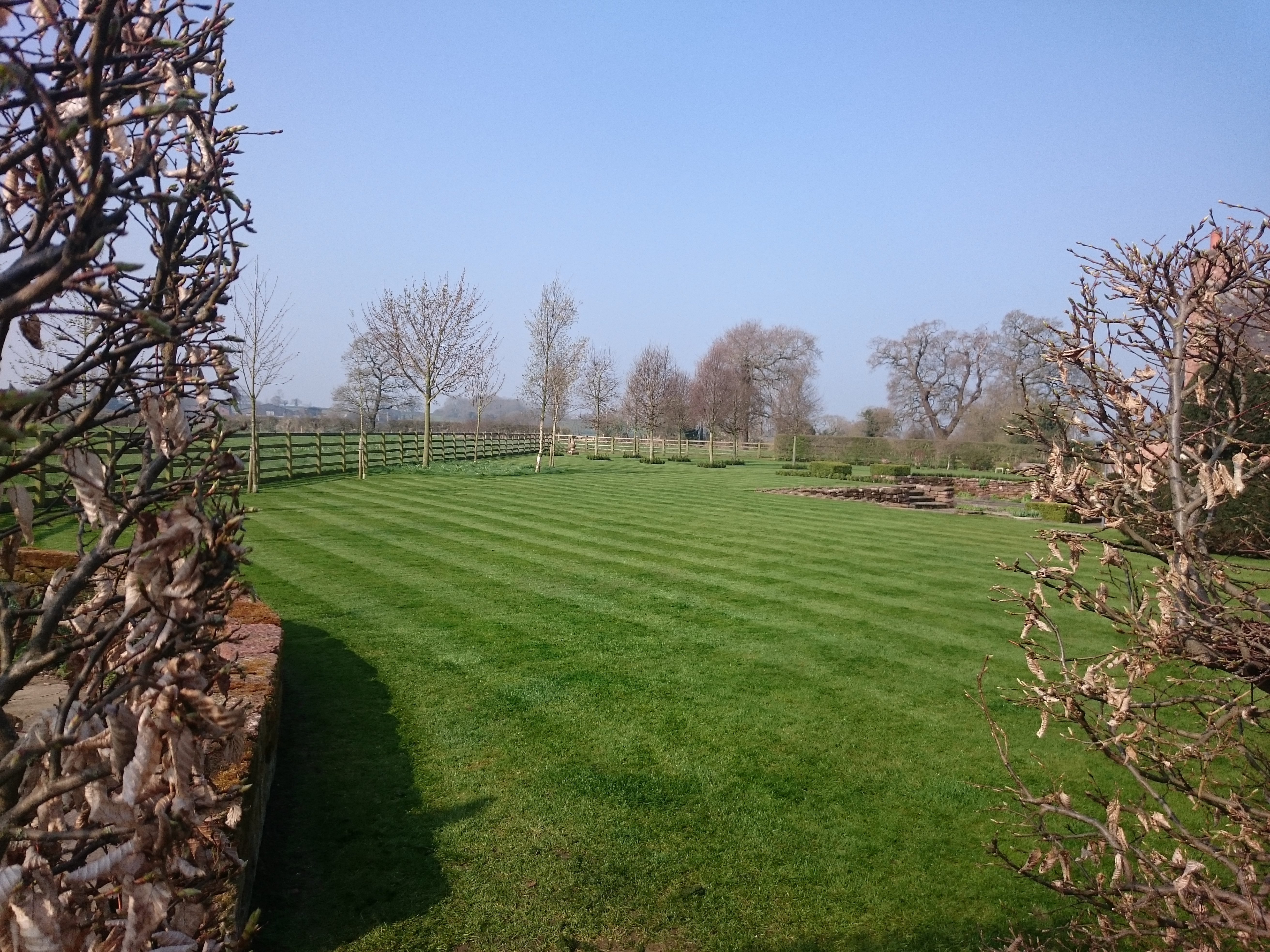 Mowing, Maintenance, Smith, Nantwich 1