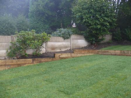 Landscaping in Longton, Stoke-on-Trent