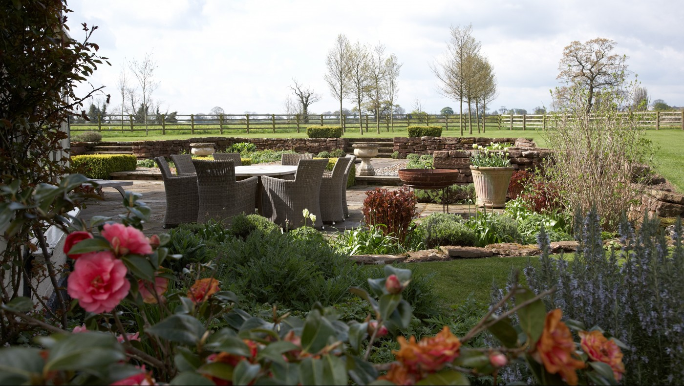 Landscape Gardening Services in Cheshire