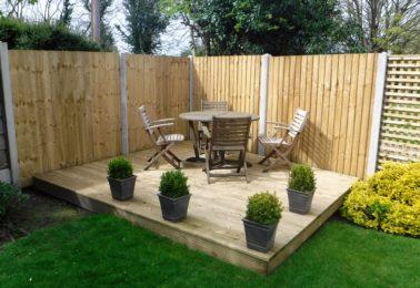 Decking Jhps Gardens Ltd Landscaping And Garden