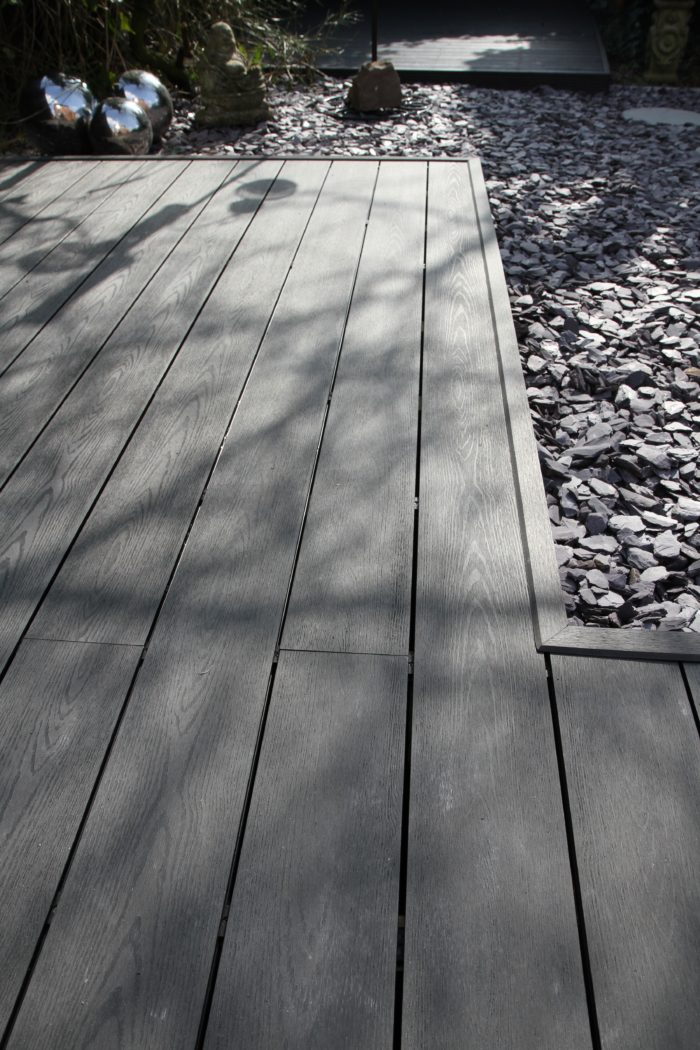 Decking in Staffordshire and Cheshire