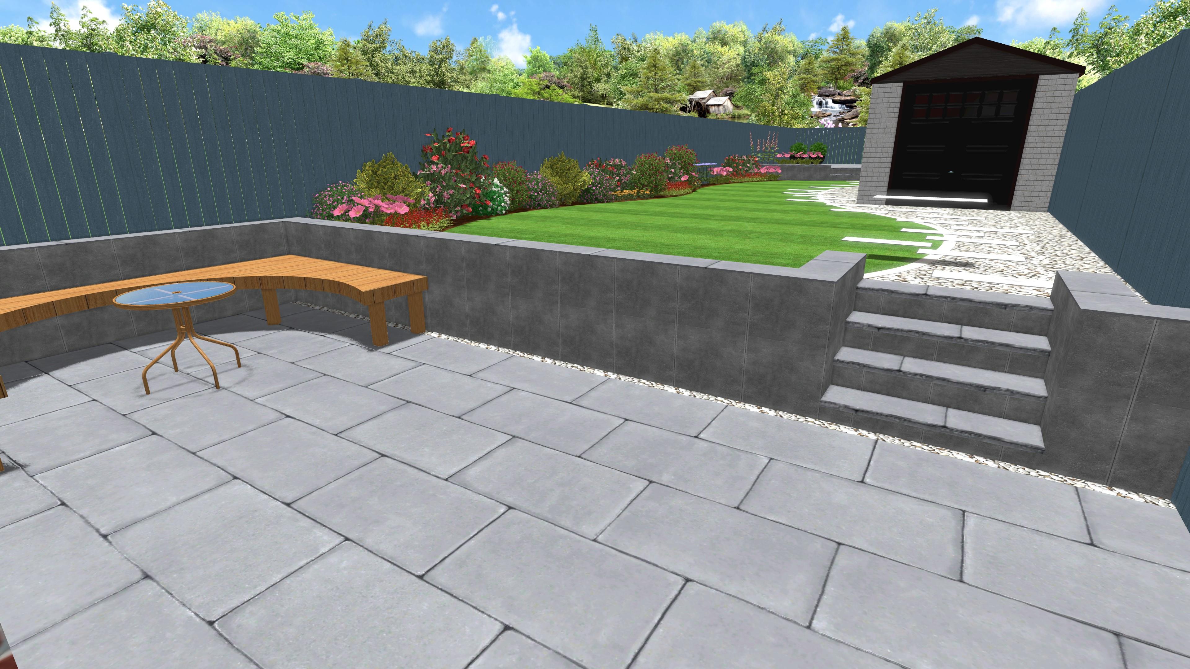Modern Landscaping Design
