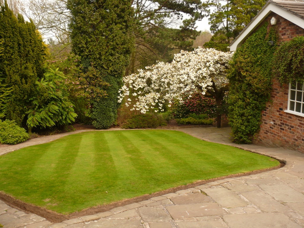 Grounds care and maintenance jhps gardens jhps gardens for Landscape garden maintenance