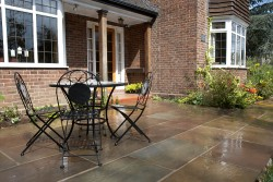 Patio Area - Landscaping in Cheshire