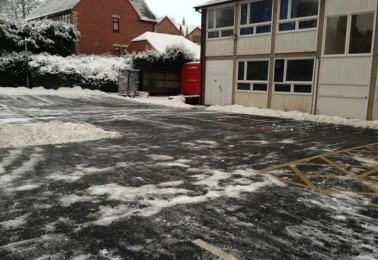 Snow Clearing Services Staffordshire