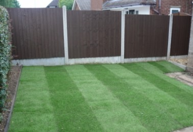 Turf Laying Nantwich