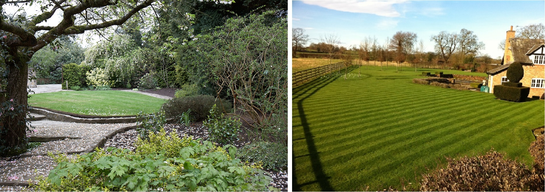 Garden Maintenance - Gardens of Distinction