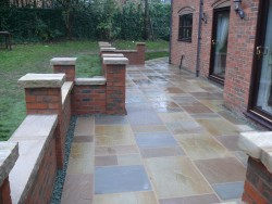 Patio in Hilderstone