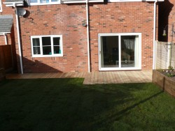 Turf and Decking