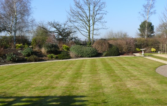 Gardener in Alderley Edge