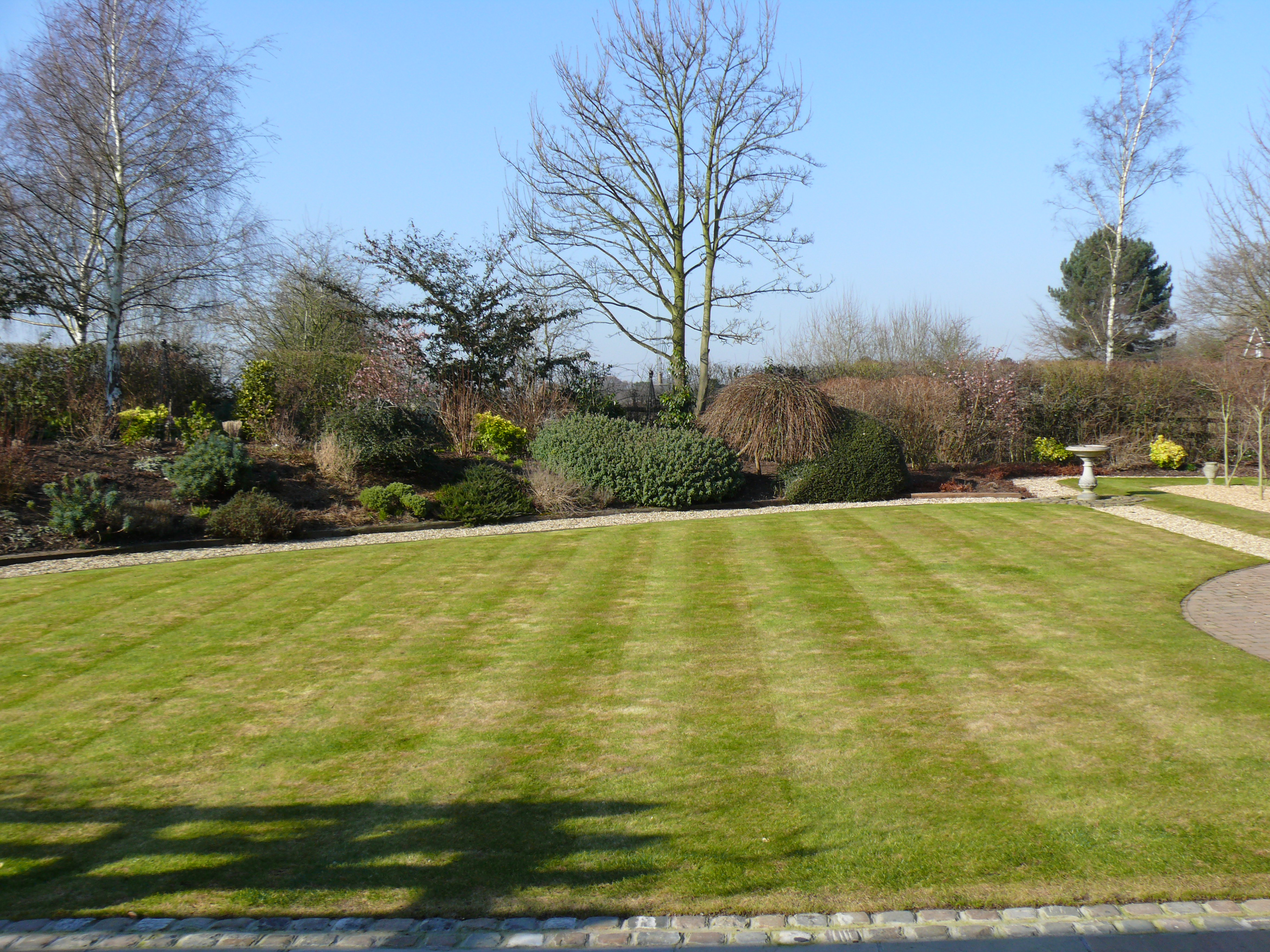 Gardener in Alderley Edge