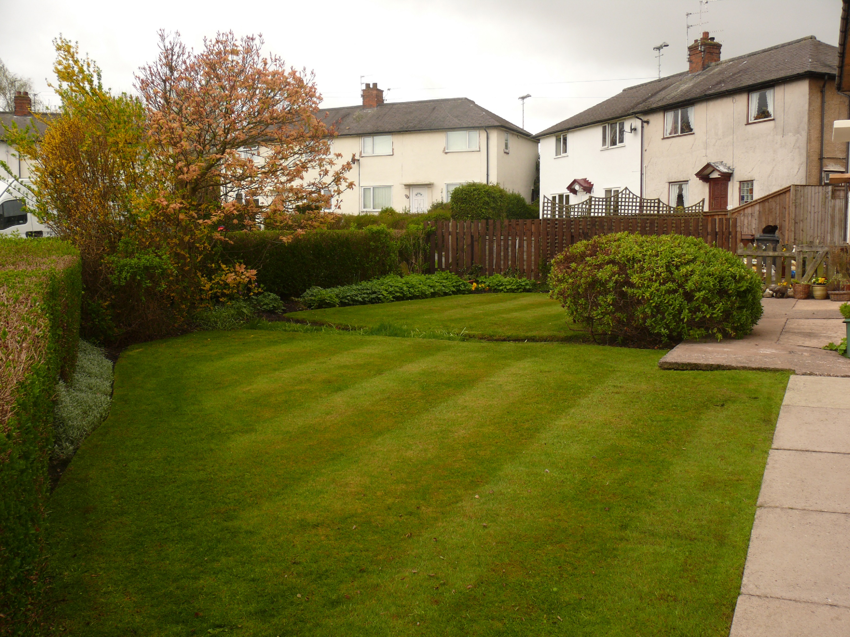 Gardener in Congleton - Mowing of Lawn