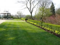 Gardening in Endon