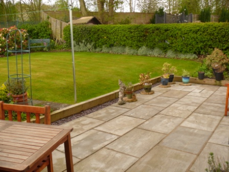 Garden in Congleton - Lawn and Border Maintenance
