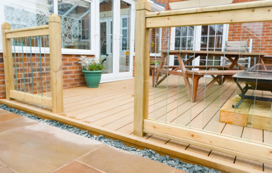 Landscaping in Cheshire