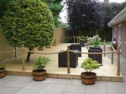 Landscaping Staffordshire and Cheshire