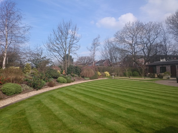 Gardener in Mow Cop - Lawn Maintenance