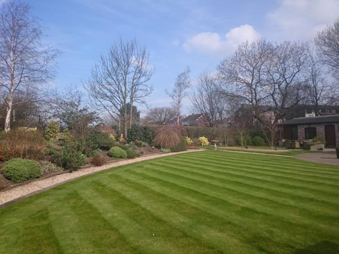 Garden Maintenance in Brown Edge