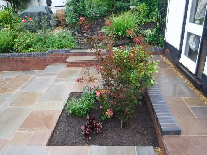 Landscaping in Keele