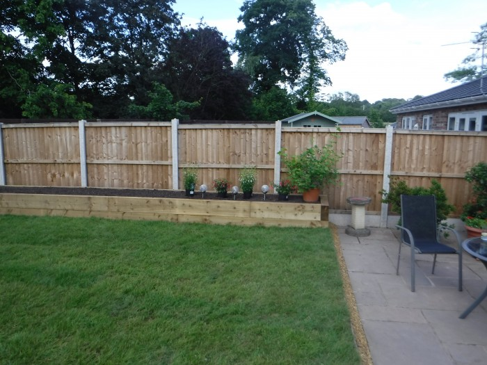New Lawn - Landscaping in Barlaston