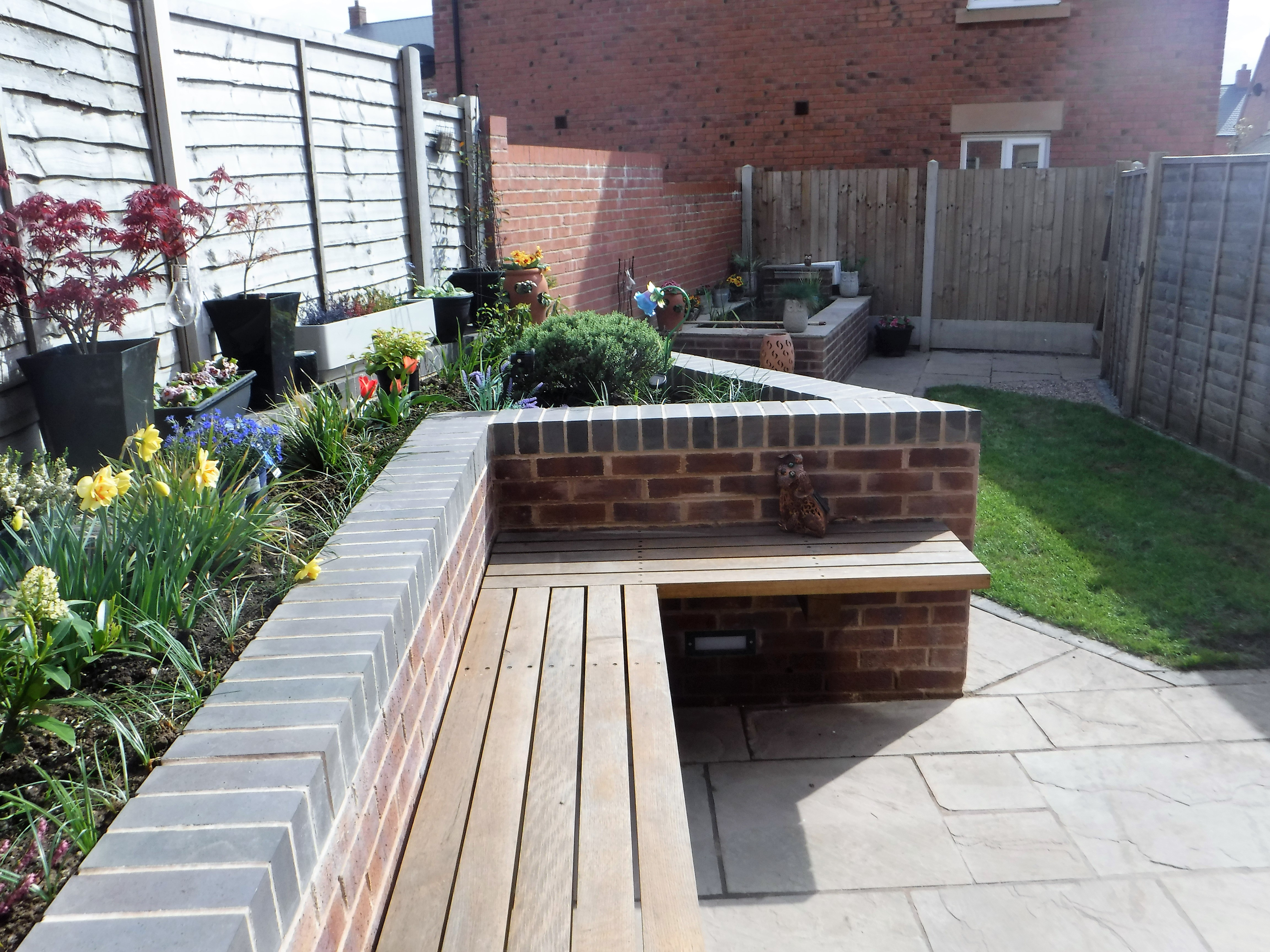 Landscaping in Crewe