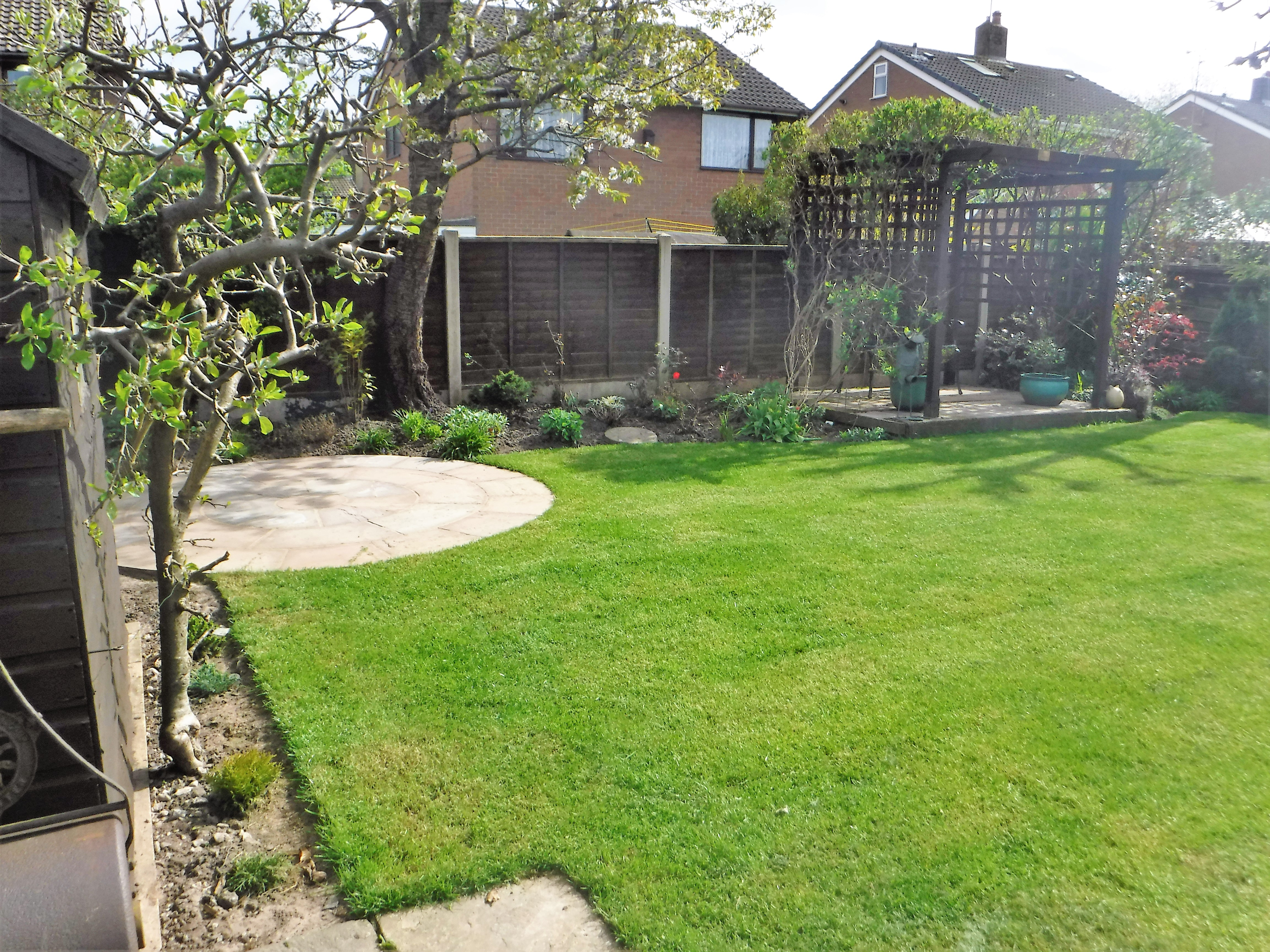 Landscaping - Professional Gardener in Lightwood
