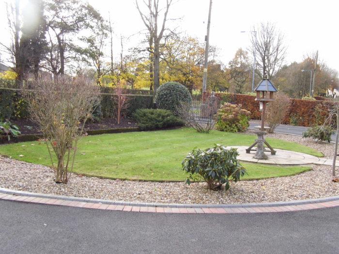 Professional Gardener in Eccleshall