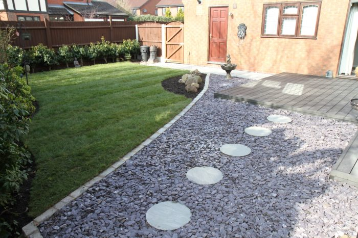 Landscaping in Newcastle under Lyme, Staffordshire