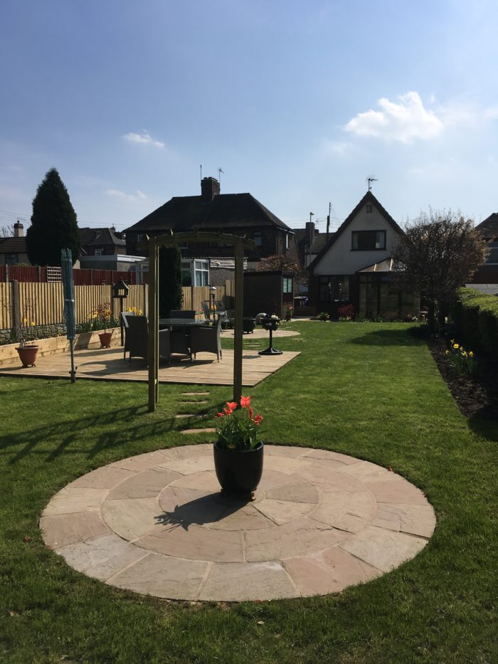 Landscaping - Professional Gardener in Trentham