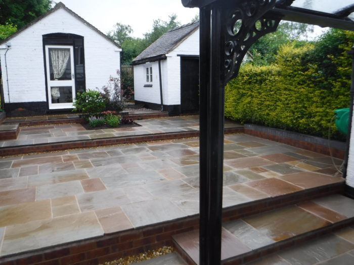 Landscaping in Keele - Professional Gardener