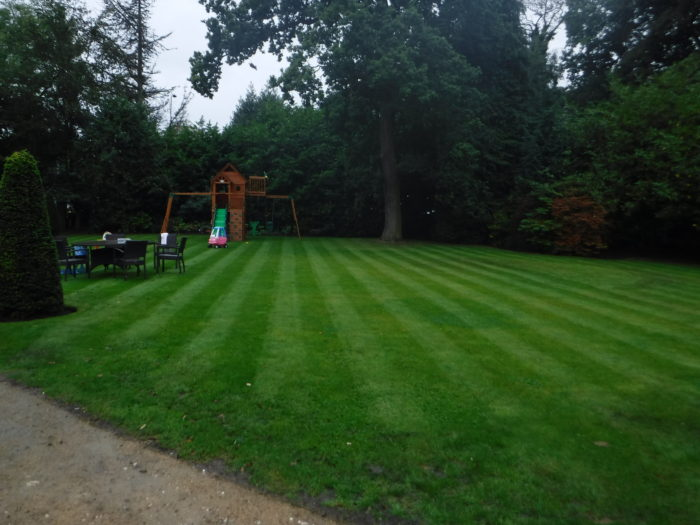 Lawn Mowing - Professional Gardener in Keele