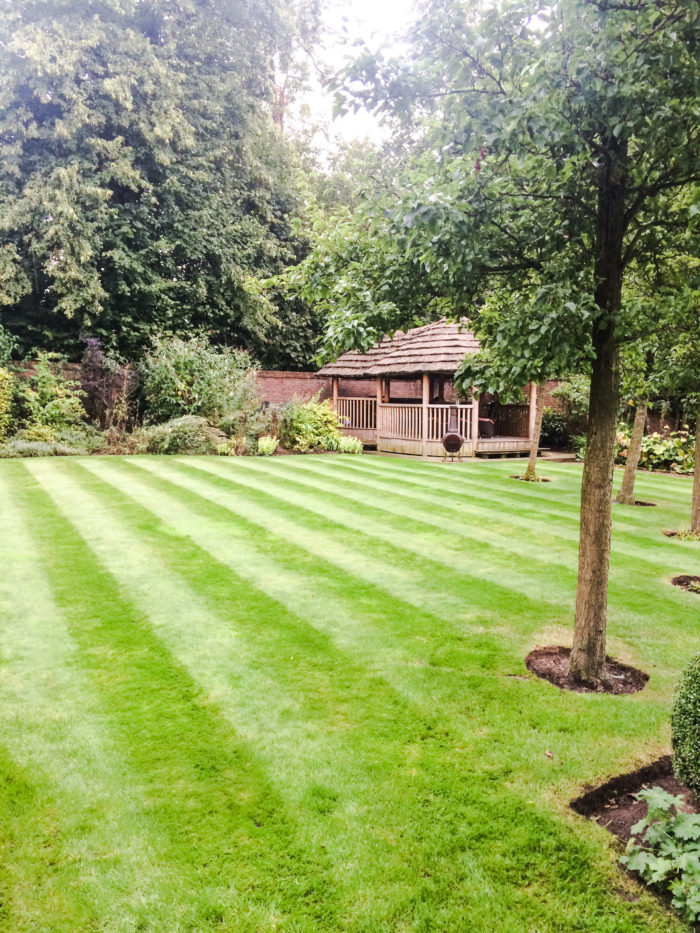 Professional Gardener in Staffordshire