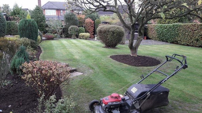 Lawn Mowing - Professional Gardener in Staffordshire