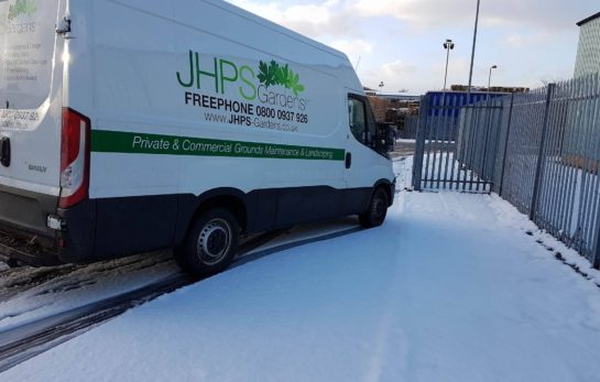 JHPS Gardens - Snowy Top Tips