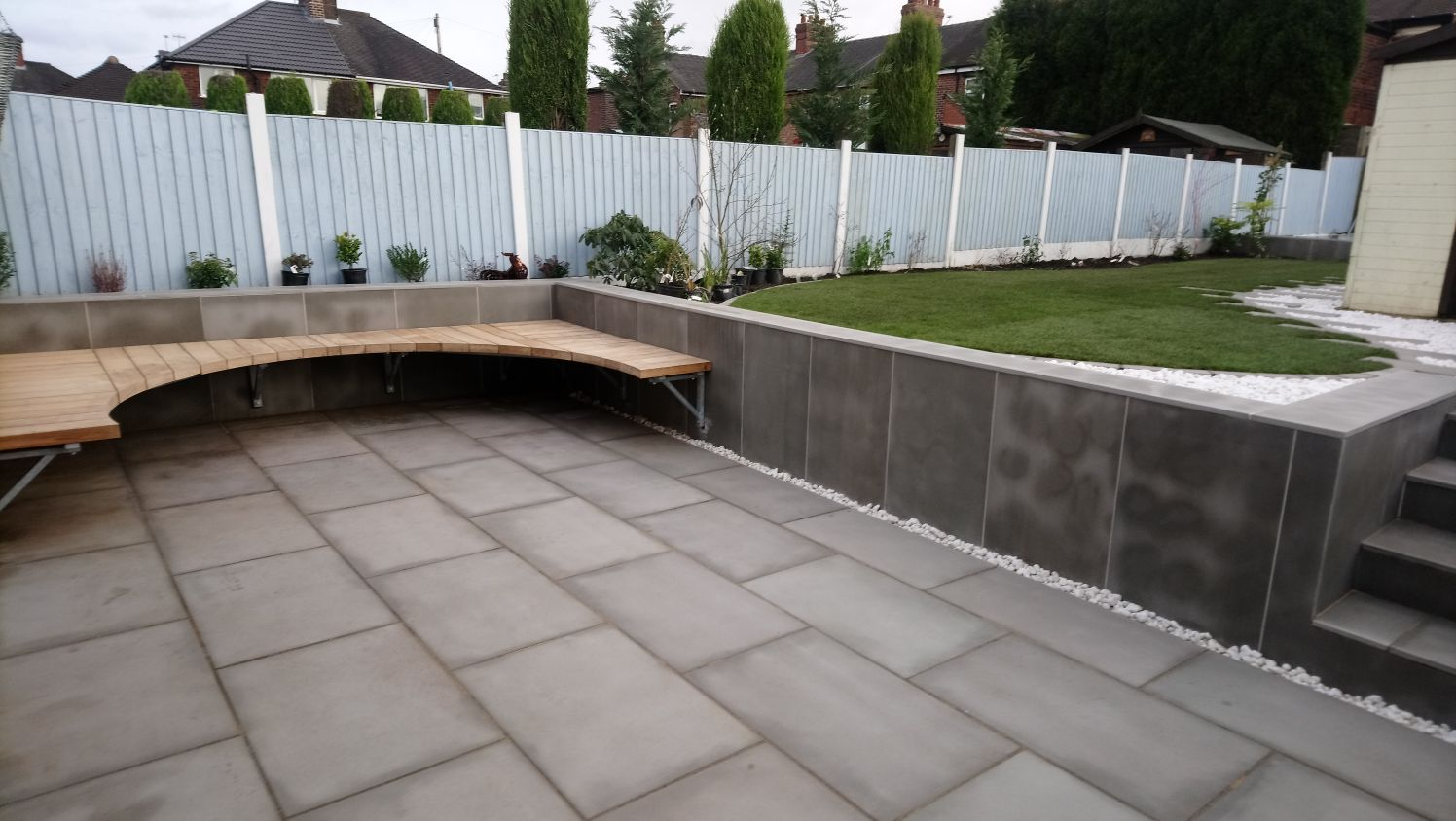Landscape Gardener in Knutsford - Professional Landscaping ...