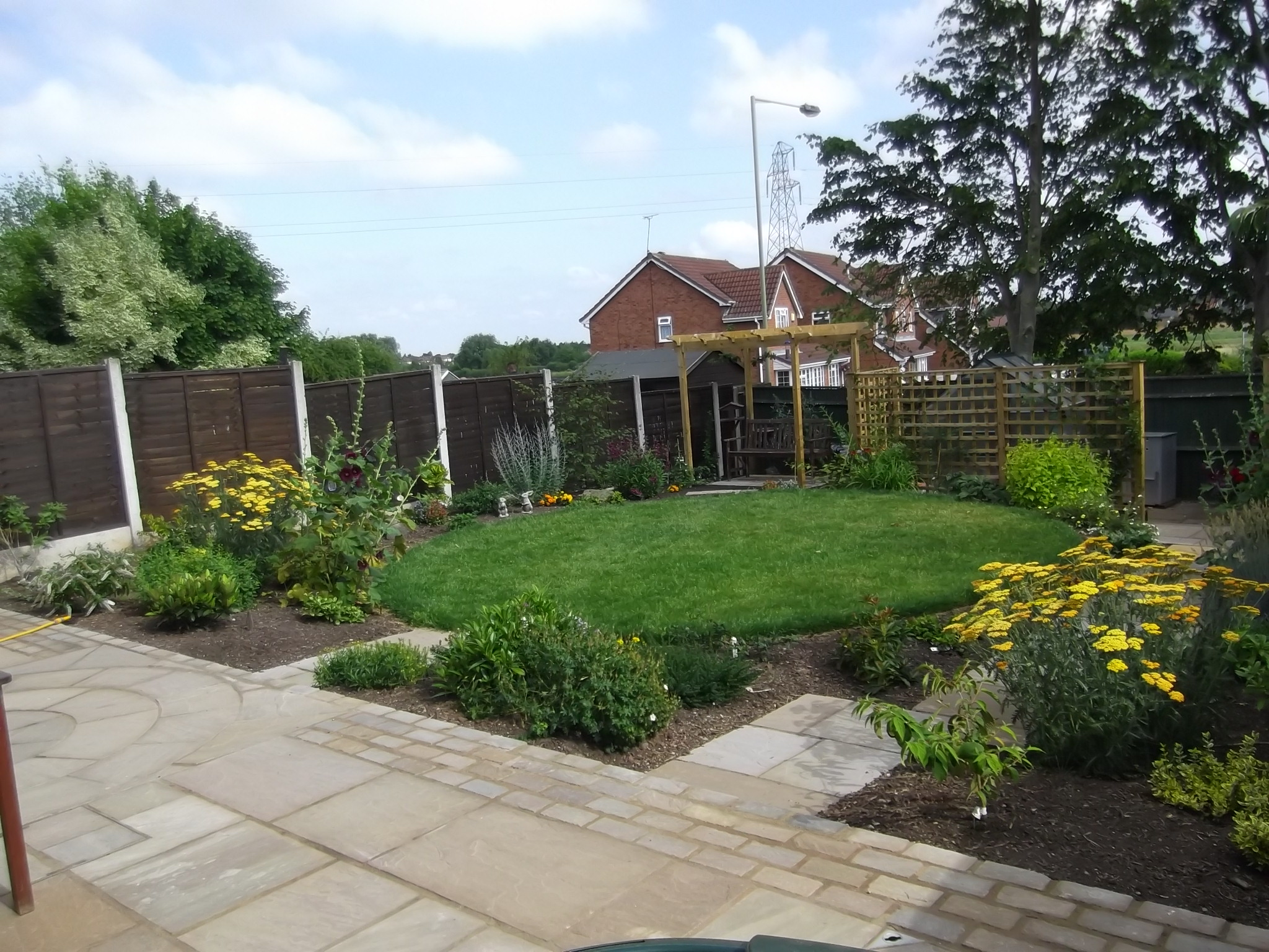 Landscaping in Stafford