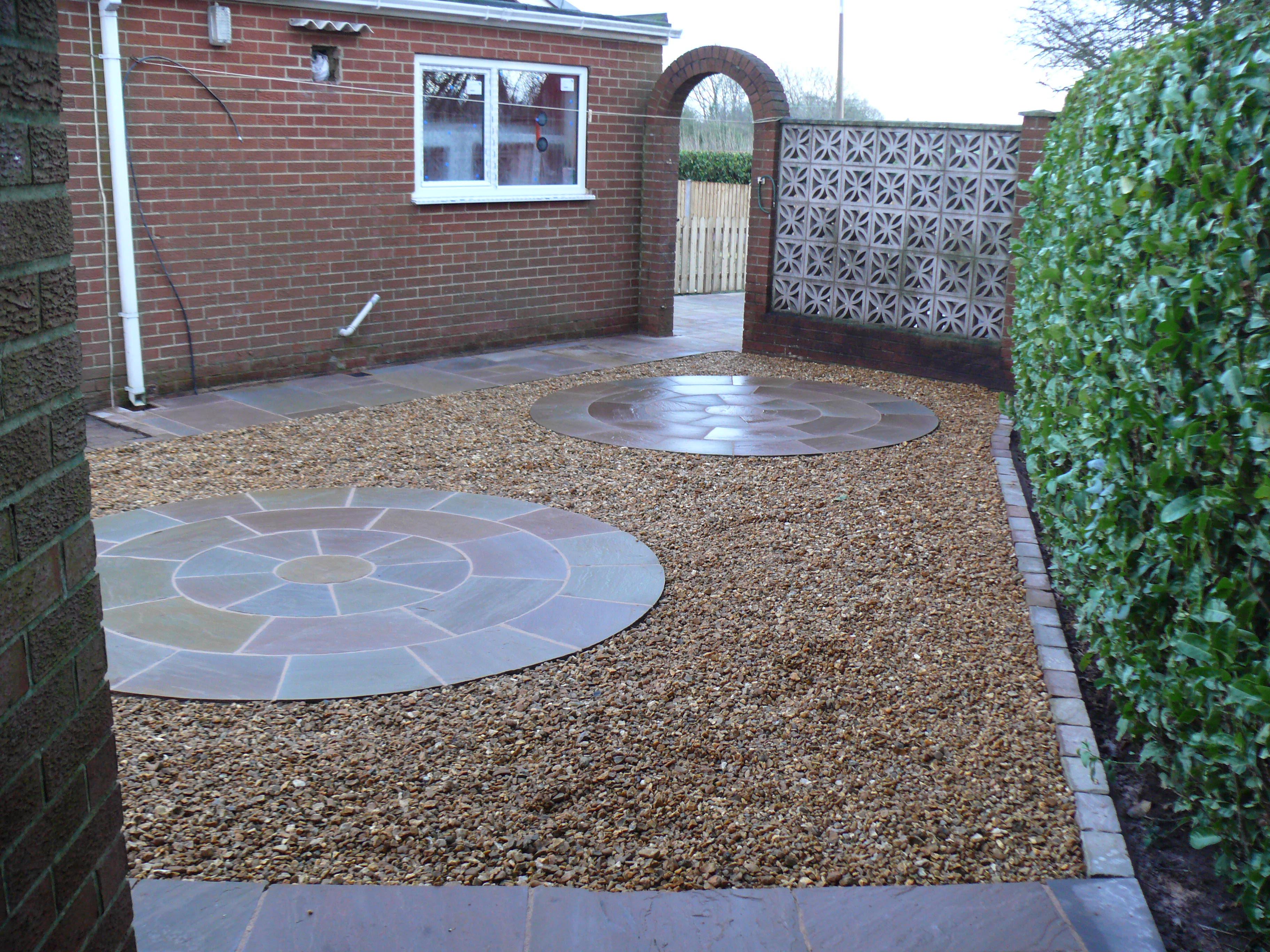 Landscape Gardener in Staffordshire