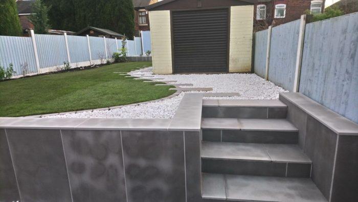 Landscape Gardener in Wilmslow - Modern Style