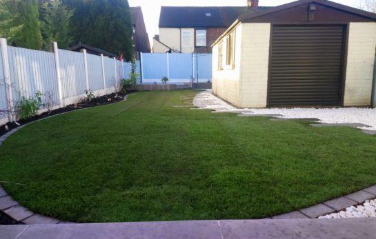 Landscape Gardener in Wilmslow