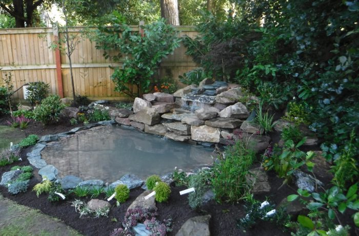 Water Feature - Landscaping in Haslington