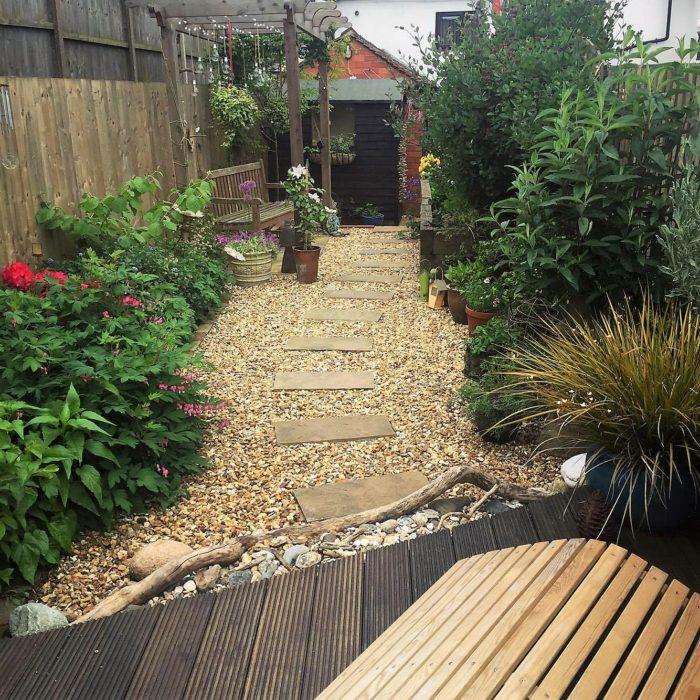 Landscaping in Haslington