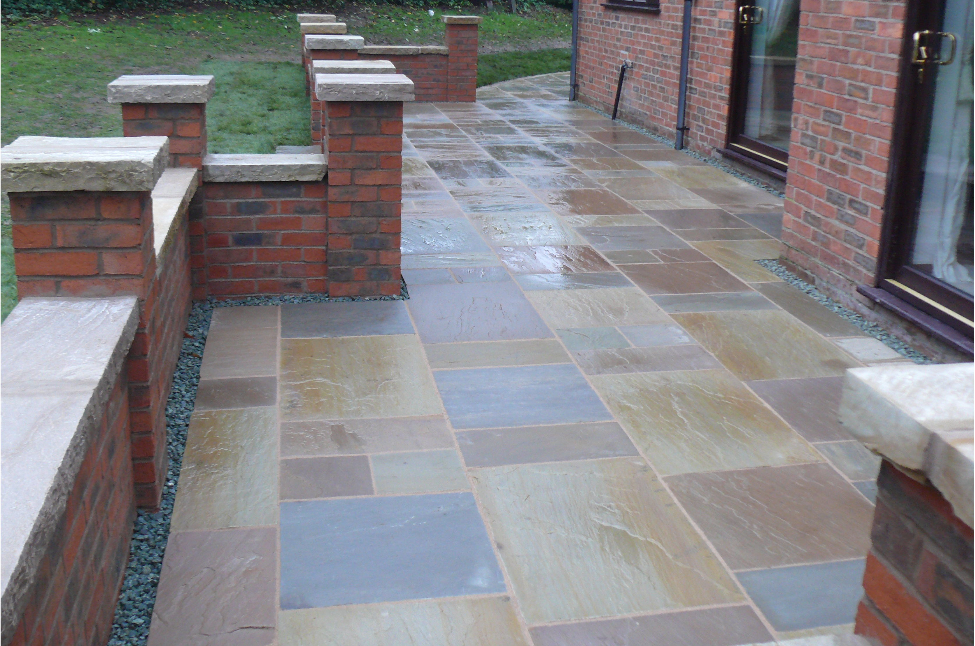Landscaping in Eccleshall