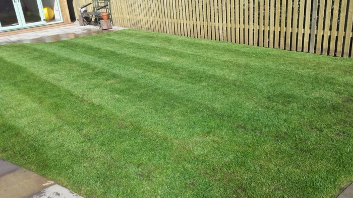 Turfing - Landscaping in Church Minshull