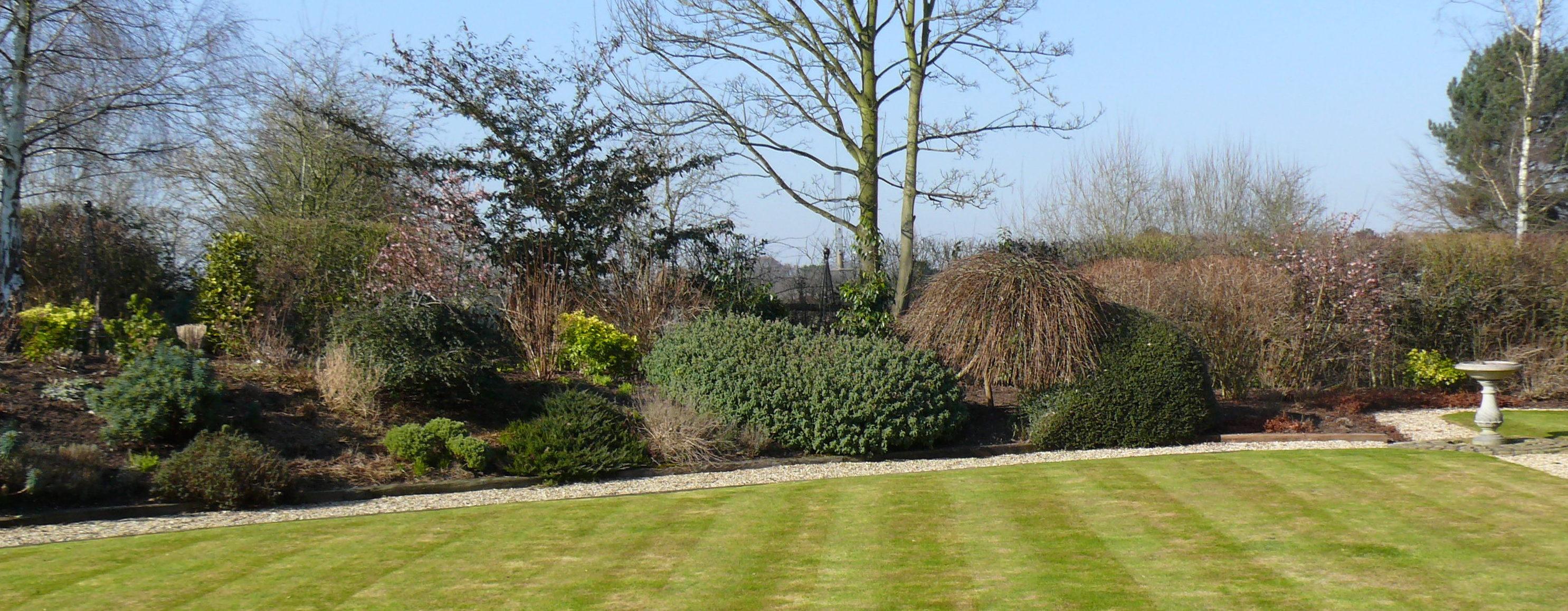 Additional Winter Garden Services