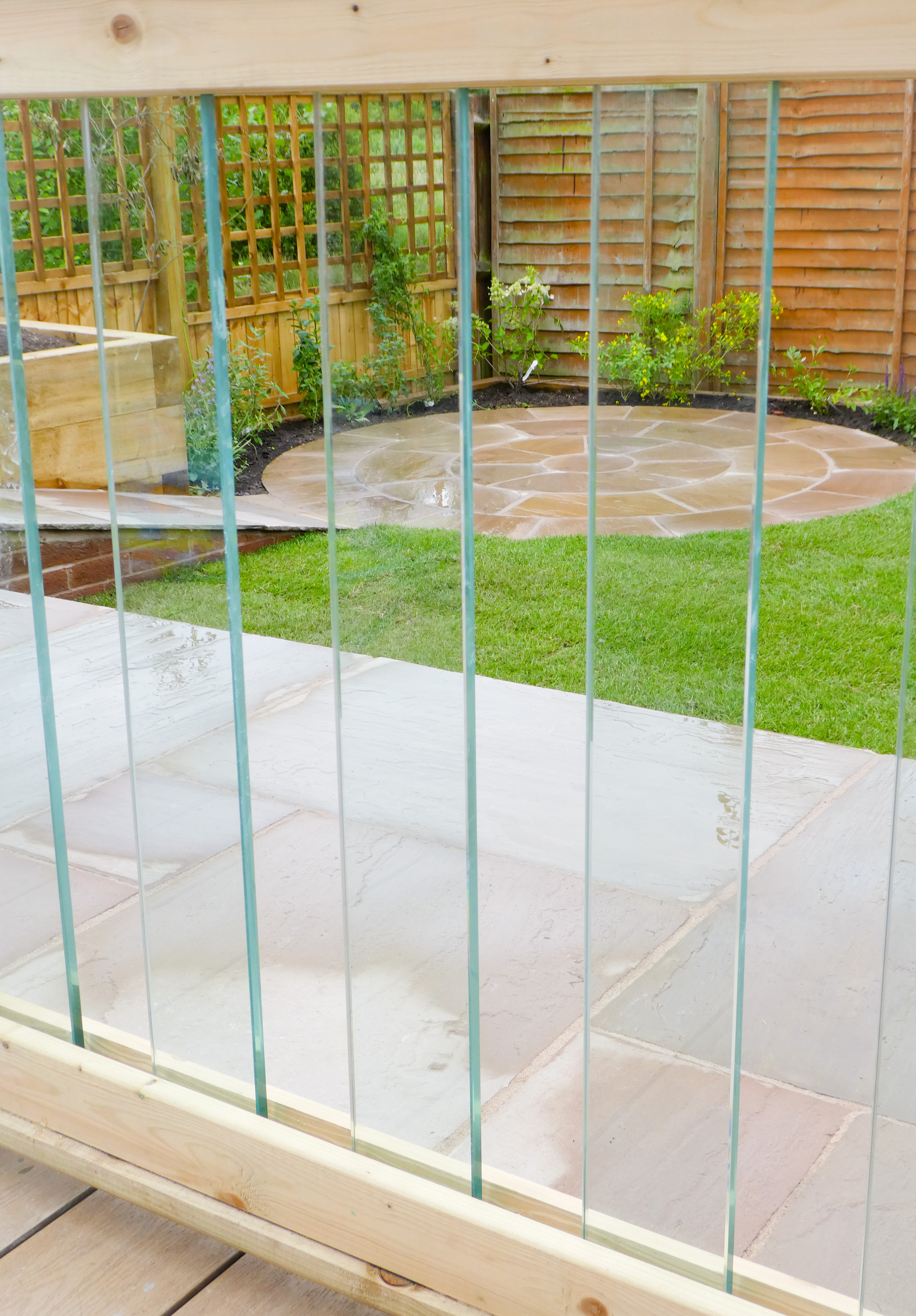 Landscaping in Timbersbrook