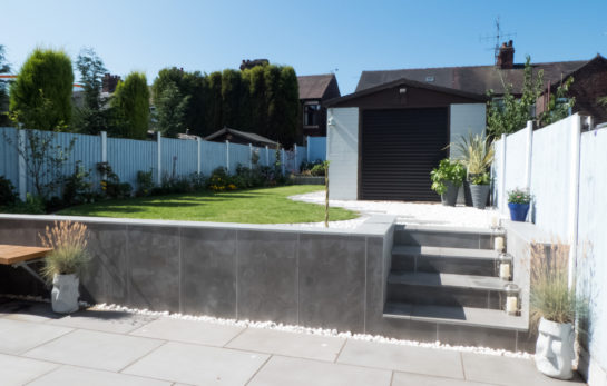 Modern Landscaping in Staffordshire and Cheshire