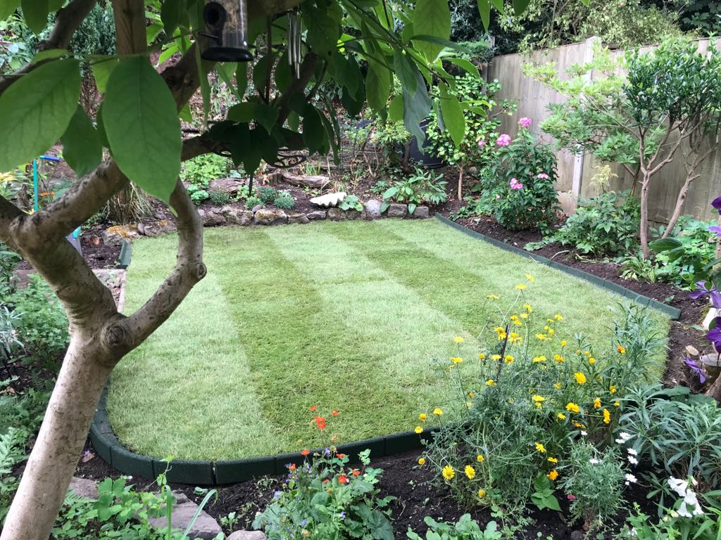 Turfing - Landscaping in Staffordshire and Cheshire
