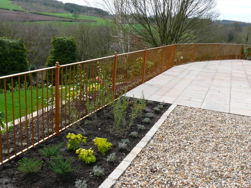 Landscaping in Staffordshire
