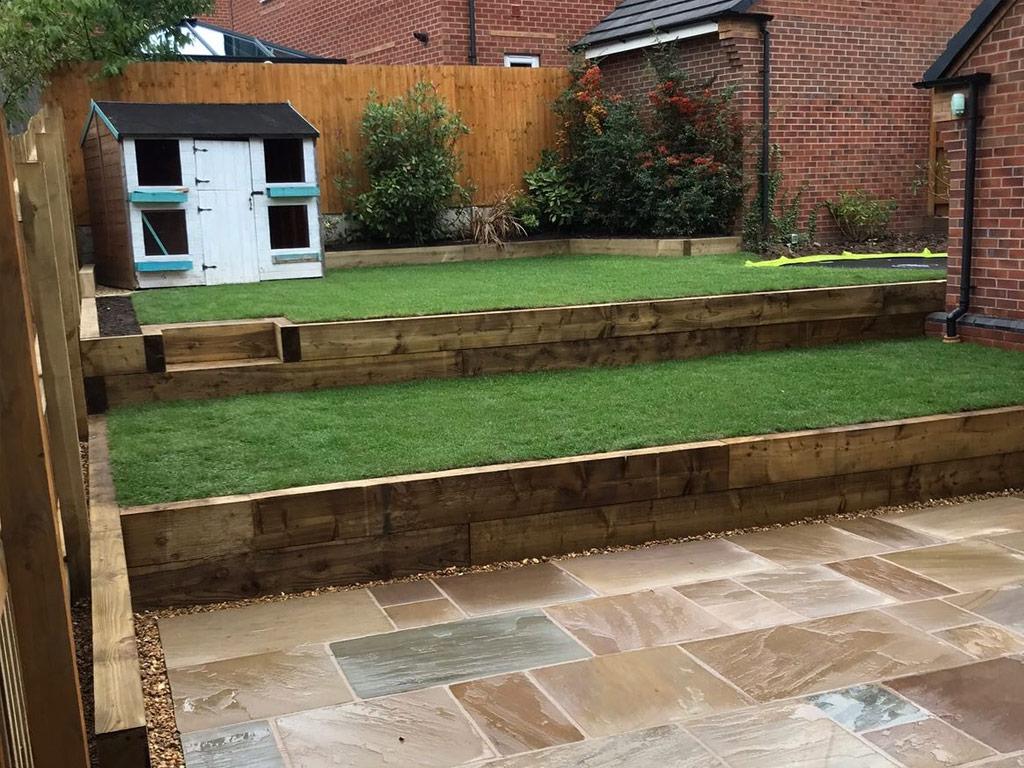 Brenda Neild - Completed Landscaping