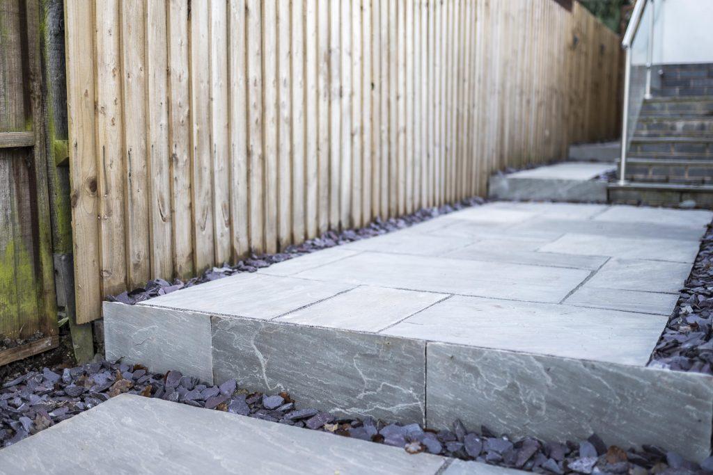 19. Garden Step